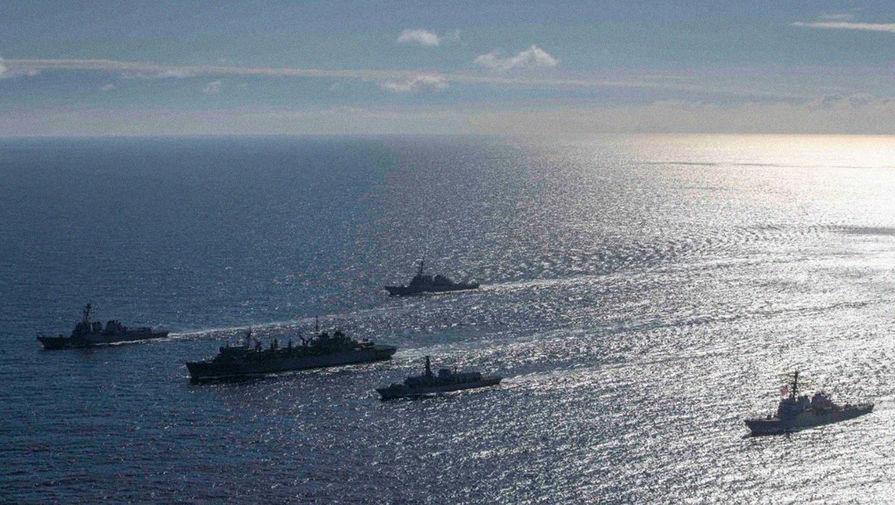 «Ненужно и опасно»: что делают корабли НАТО в Баренцевом море