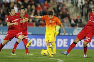 Лионель Месси побил еще один рекорд в футбольном мире в матче с «Мальоркой»