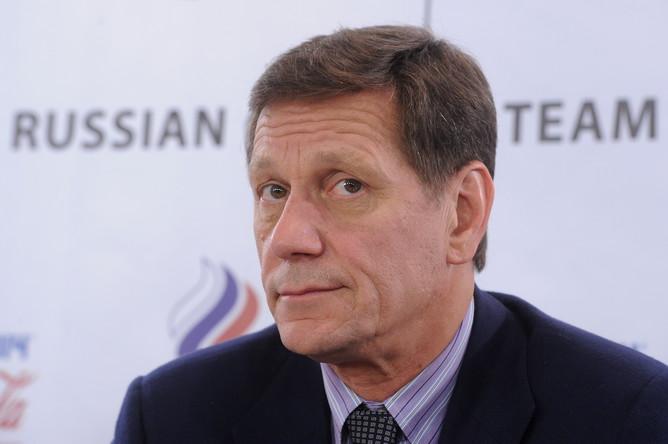 Александр Жуков постарается повлиять на решение МОК по борьбе