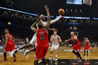 «Бруклин» оказался сильнее «Чикаго» в пятом матче серии