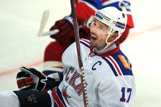 Илья Ковальчук вновь выйдет на лед в свитере СКА