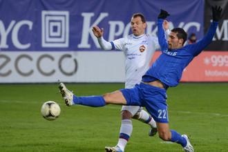 Получит ли потерявший место в составе Кевин Кураньи новый шанс опередить Сергея Игнашевича?