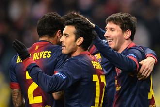 «Барселона» в родных стенах добилась принципиальной победы над «Реалом»