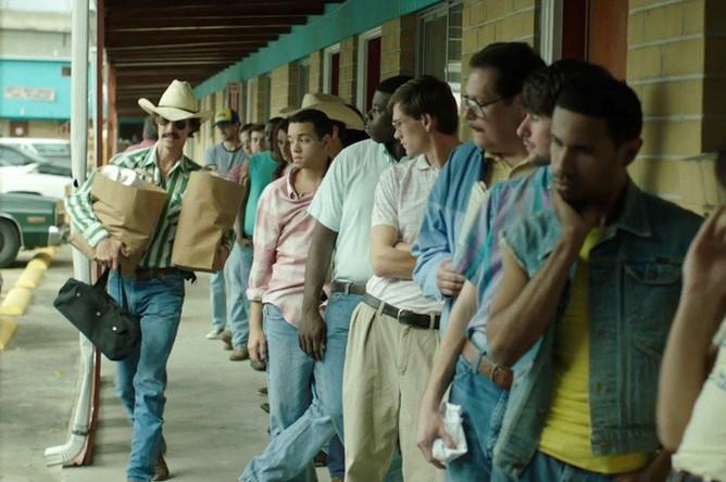 Кадр из фильма «Далласский клуб покупателей»