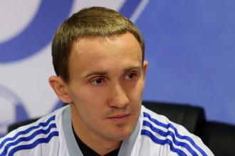 Новичок «Динамо» Алексей Козлов готов побиться за место в составе
