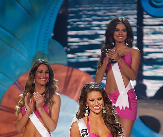 Мисс США Ниа Санчес