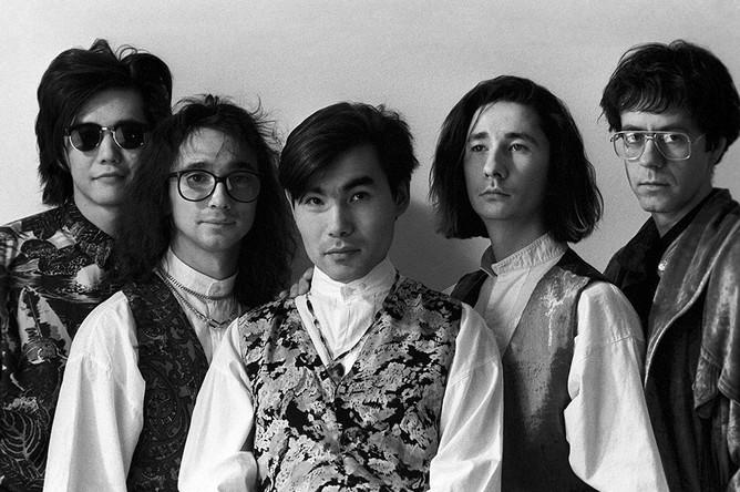 Группа «А-Студио». 1990 год