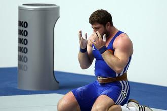 Серебряный призер Олимпийских игр в Афинах-2004 и обладатель бронзы Пекина-2008 Хаджимурат Аккаев, представляющий Россию