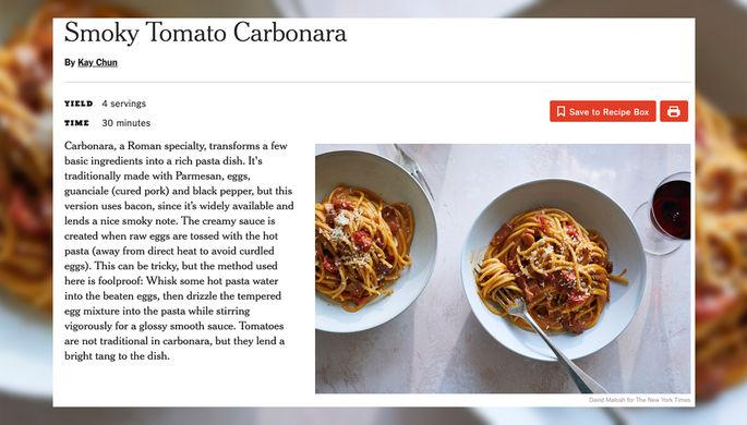 «Это отвратительно»: NYT обвинили в издевательстве над итальянцами