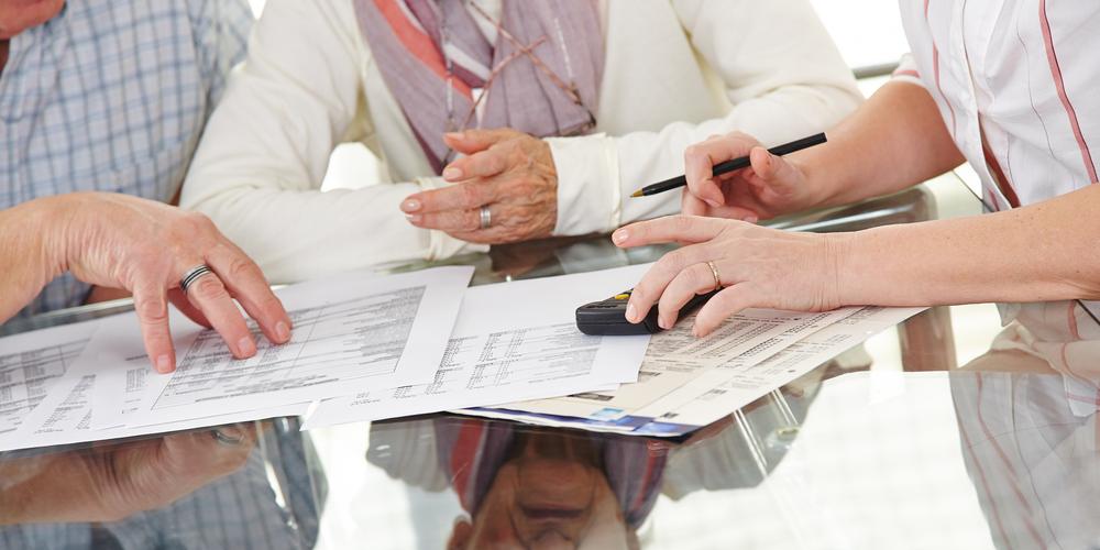 Возврат имущественного налога для работающих пенсионеров