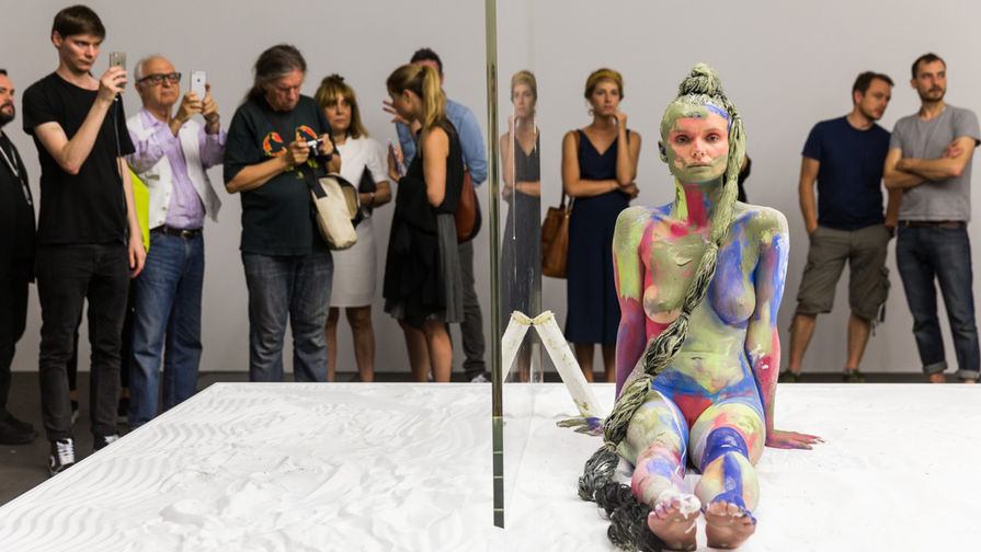 На Art Basel 2017 привезли лучшее - Газета.Ru