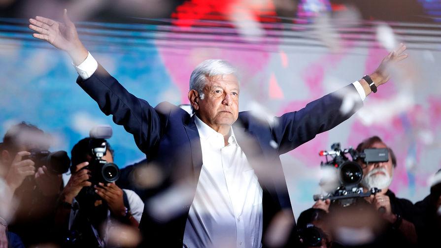 Президент Мексики может получить российскую вакцину от коронавируса