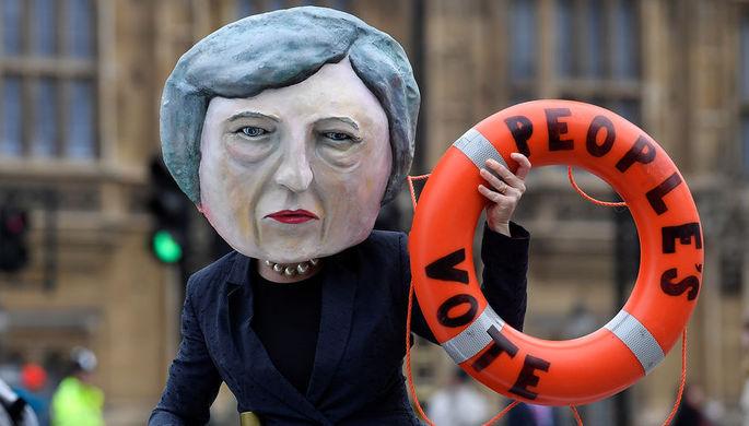 WP: от Британии останется лишь Англия и Уэльс после Brexit