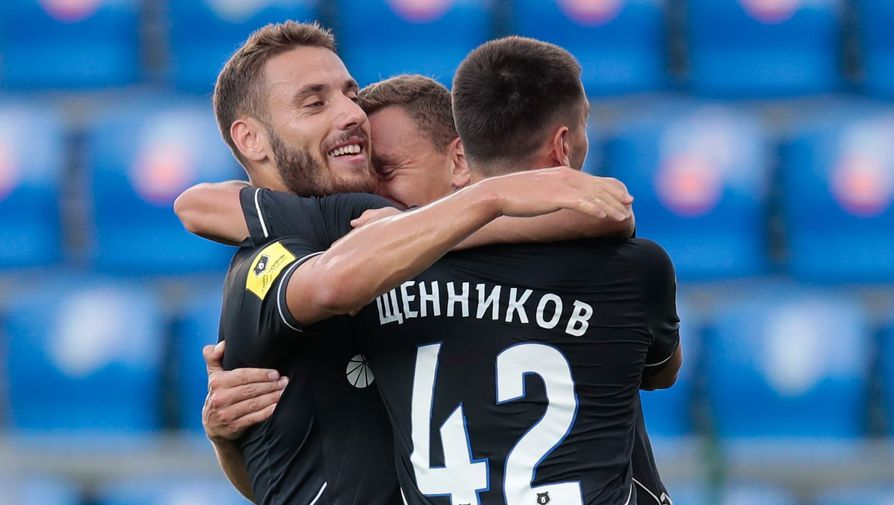 «Оренбург» — ЦСКА
