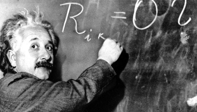 Письмо Эйнштейна о «безумии Гитлера» ушло с молотка