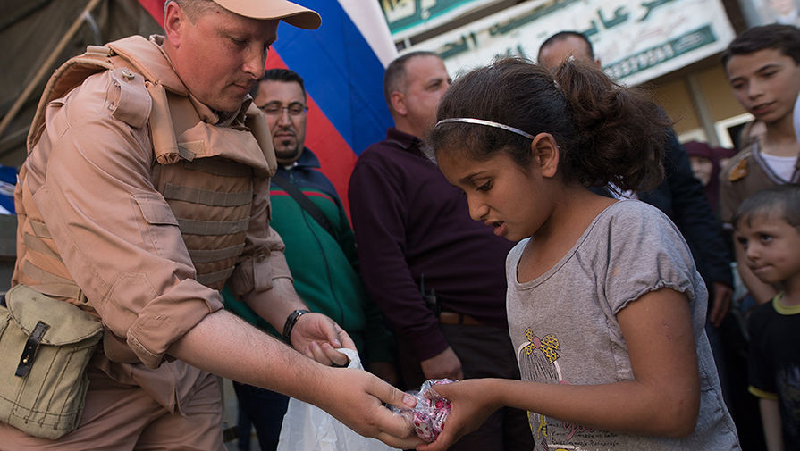 Картинки по запросу гуманитарная помощь россии сирии