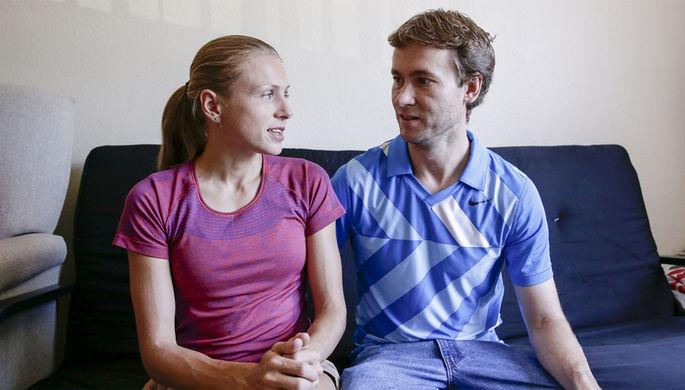 Российские информаторы WADA Юлия и Виталий Степановы