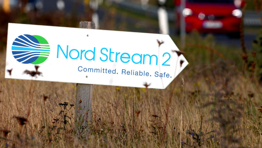 Экологи NABU заявили, что конфликт вокруг Северного потока  2 исчерпан