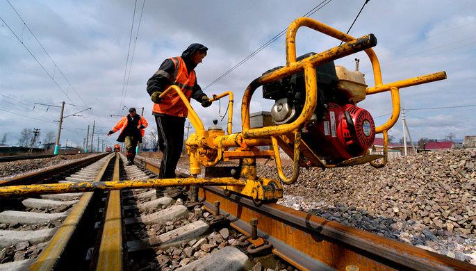 Виновата пандемия: в РЖД пожаловались на нехватку рабочих