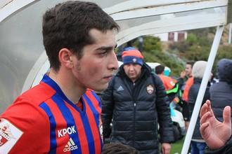 Астемир Гордюшенко стал героем последнего матча ЦСКА на втором сборе, забив со штрафного