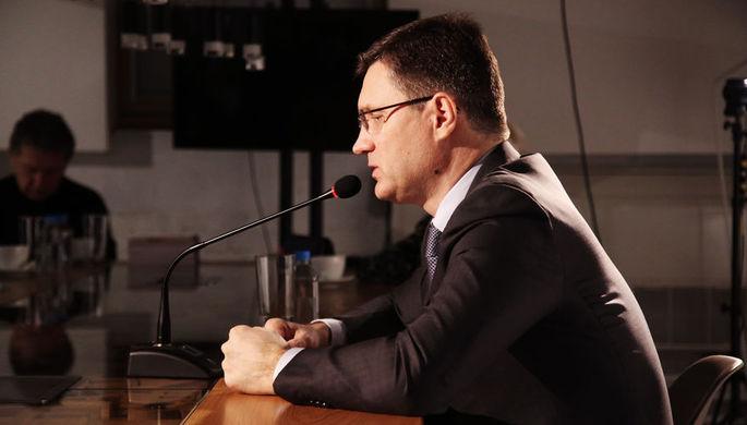 Новак рассказал о ситуации с ростом цен на бензин