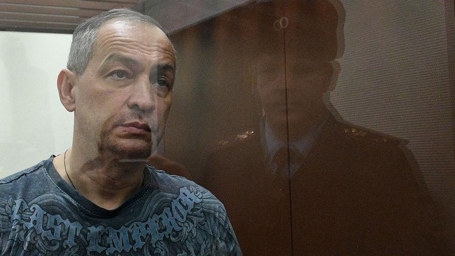 Экс-главу Серпуховского района Шестуна поместили в штрафной изолятор СИЗО