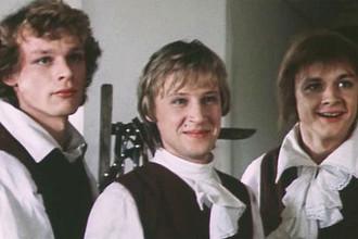 Кадр из фильма «Гардемарины, вперёд!» (1987)