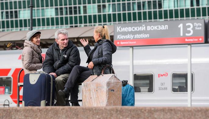Украина закрыта: какие поезда отменили из-за коронавируса