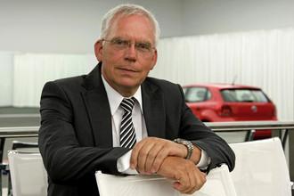 Вице-президент компании Volkswagen Ульрих Хакенберг