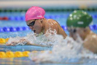 Юлия Ефимова призналась, что плыла из последних сил