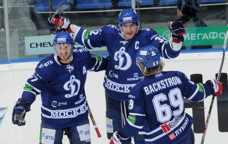 Александр Овечкин и Никлас Бэкстрем не забыли прежних связей из-за практики в «Динамо»
