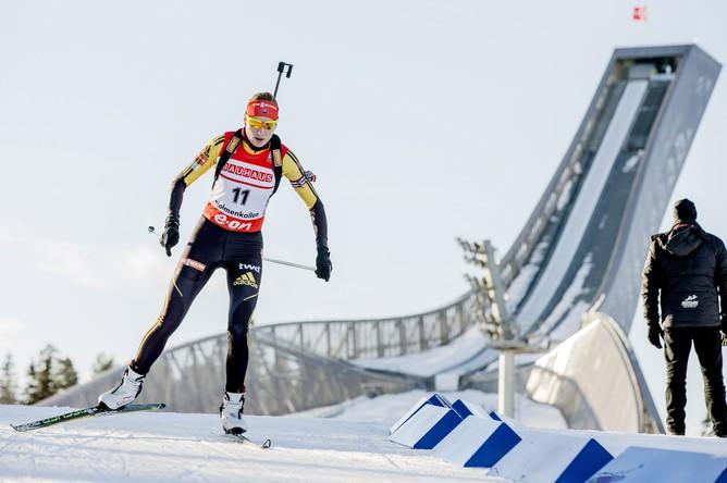 Словачка Анастасия Кузьмина стала бронзовым призером