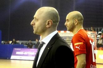Бесо Зоидзе вернулся в возрожденный МФК «Спартак» в качестве главного тренера
