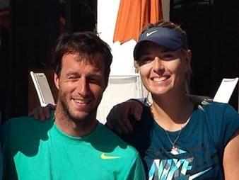 Мария Шарапова определилась со своим новым тренером. Им стал голландский специалист Свен Гренефельд.