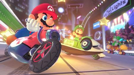 Mario Kart 8: ���� �� ����� ������ ��� Nintendo ������ �� ������� ������� Wii U