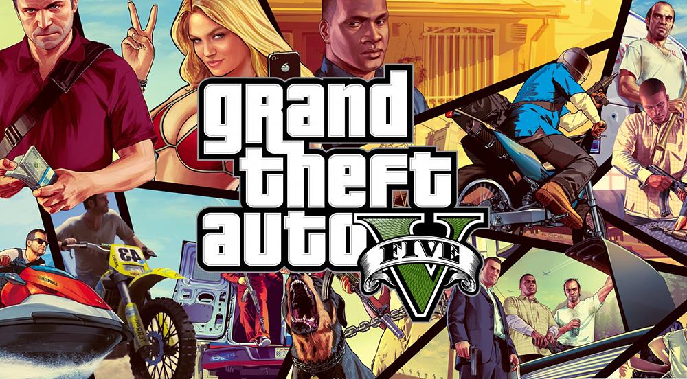 пять фактов про игру Grand Theft Auto V от Rockstar
