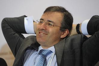 Российский экономист Сергей Гуриев