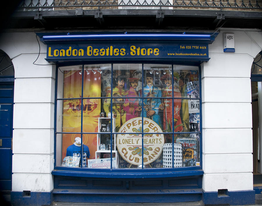 London Beatles Store