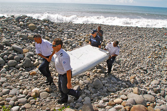 Куда пропал малайзийский Boeing