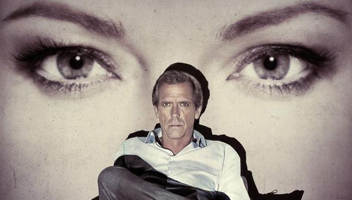 Хью Лори в сериале «Доктор Шанс»