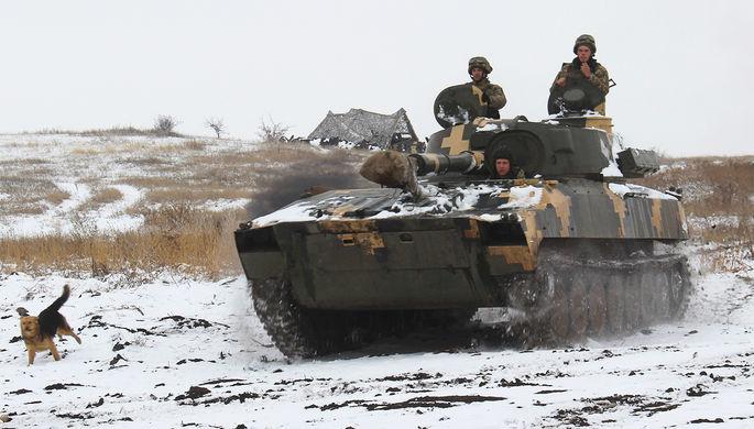 «Очень-очень мощно»: Киев готовится к наступлению России