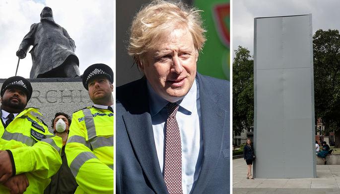 Не расист, а герой: Джонсон заступился за Черчилля