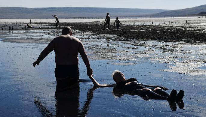 Лечебные грязи с душком: что не так с крымскими курортами