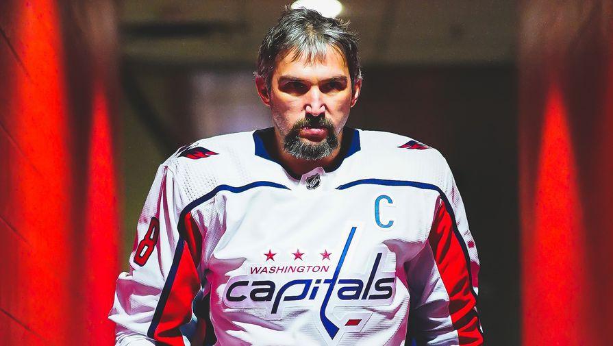 Овечкин вышел на единоличное 100-е место по результативным пасам в НХЛ