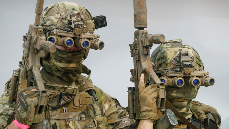 Российская тактика: как американцы учатся у военных Украины