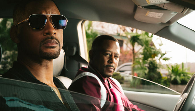 Кадр из фильма «Плохие парни навсегда» (2020)