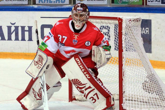 Иван Касутин, по общему признанию, является лучшим игроком «Спартака»