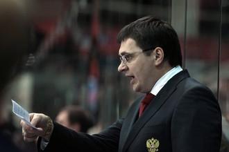Под руководством Назарова россияне одержали вторую победу