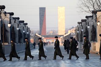 Федеральное военное мемориальное кладбище в Мытищинском районе Подмосковья