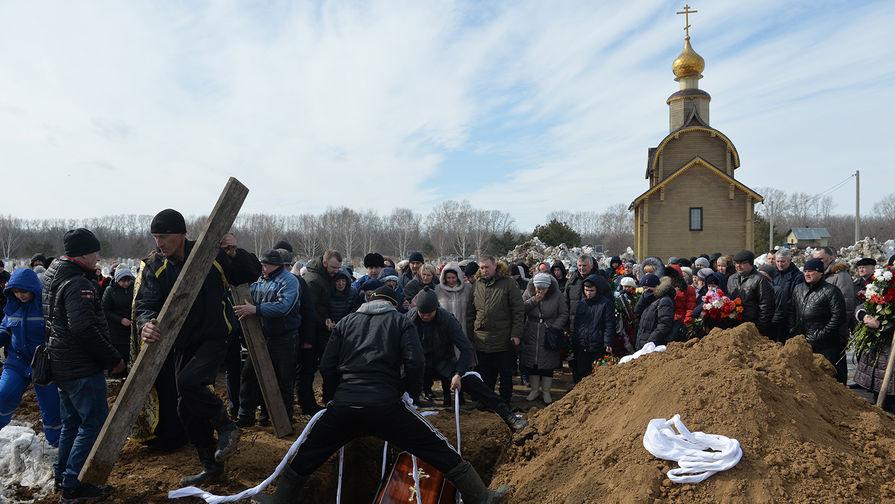 Почему сразу после трагедии в Кемерово президент внес новый антикоррупционный закон